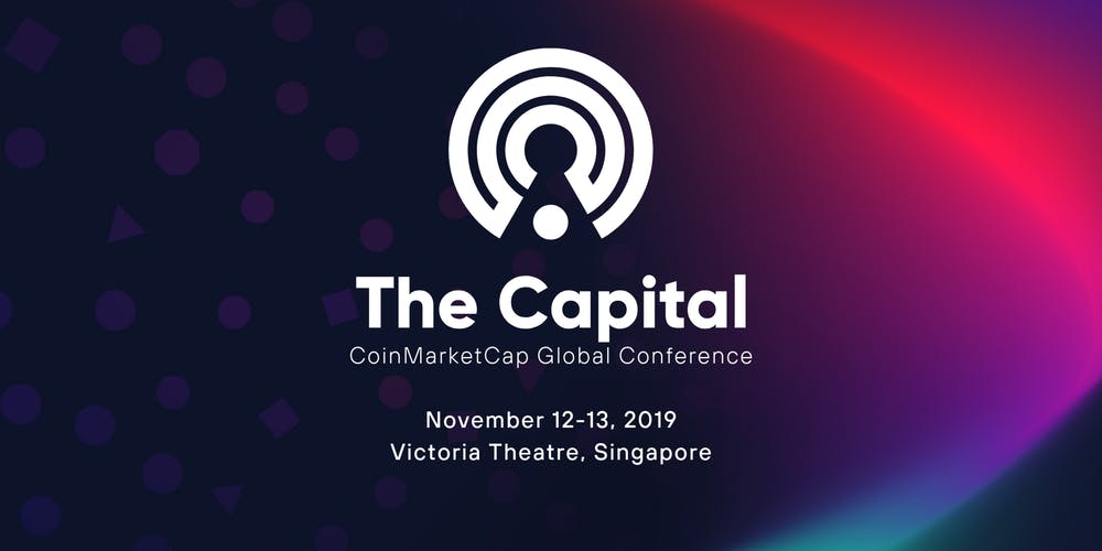 PR: CoinMarketCap announces its first-ever large scale conference