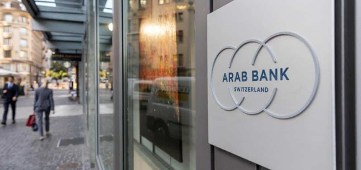 Crypto Adoption: Arab Bank (Switzerland) to Enable Investors to Invest in BTC & ETH
