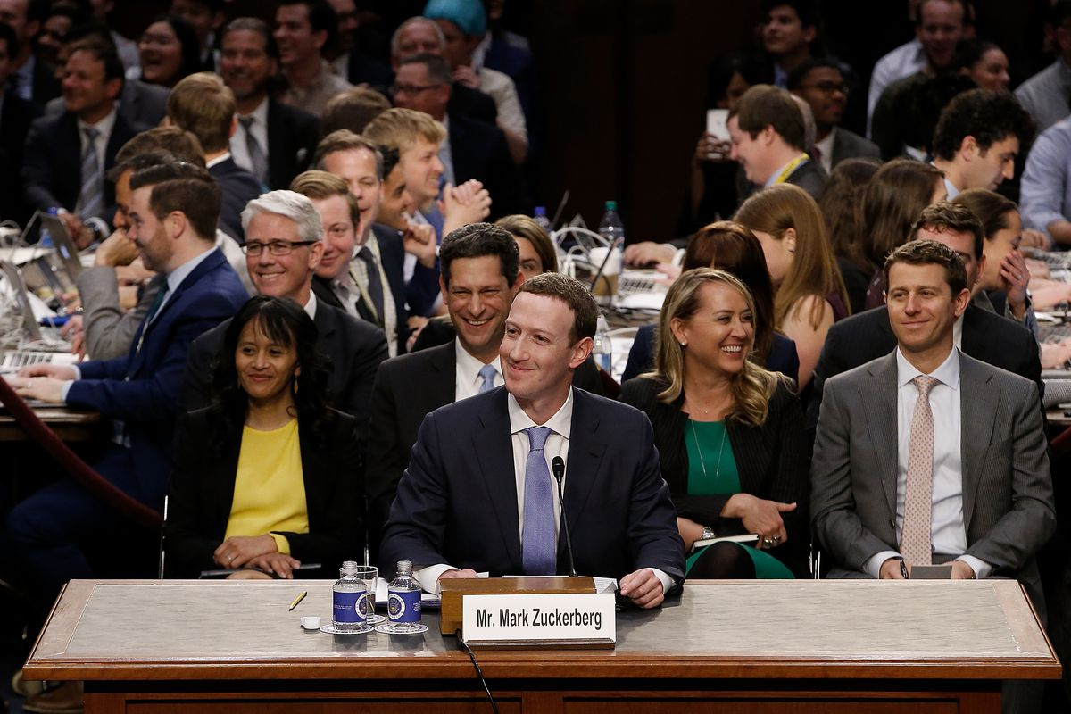 Libra: US Senate House Wants Facebook's Mark Zuckerberg to Testify - Report
