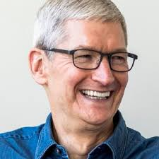 Apple CEO, Tim Cook Goes Against Libra, Objects That Money Belongs To Govt.