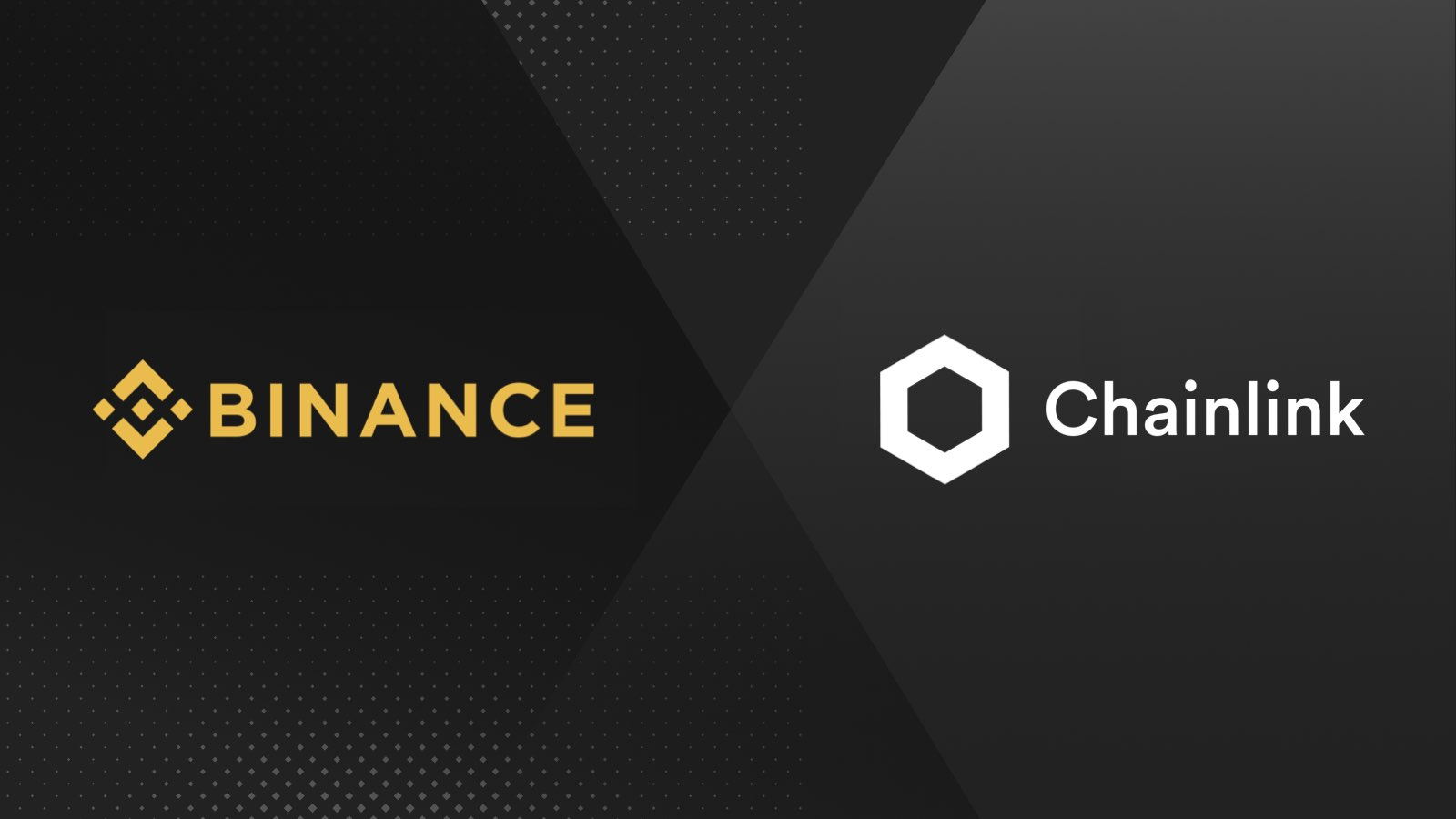 Binance To Feed ChainLink's Oracles with DeFi Market Data