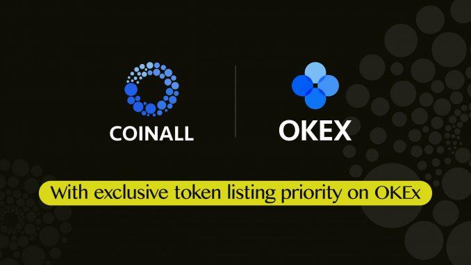 Okex-CoinAll Partnership