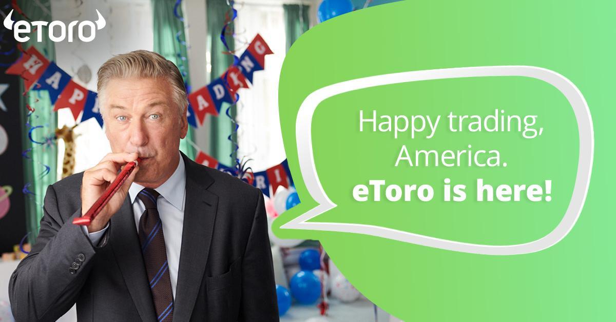 eToro Launches CopyTrader for U.S. Users