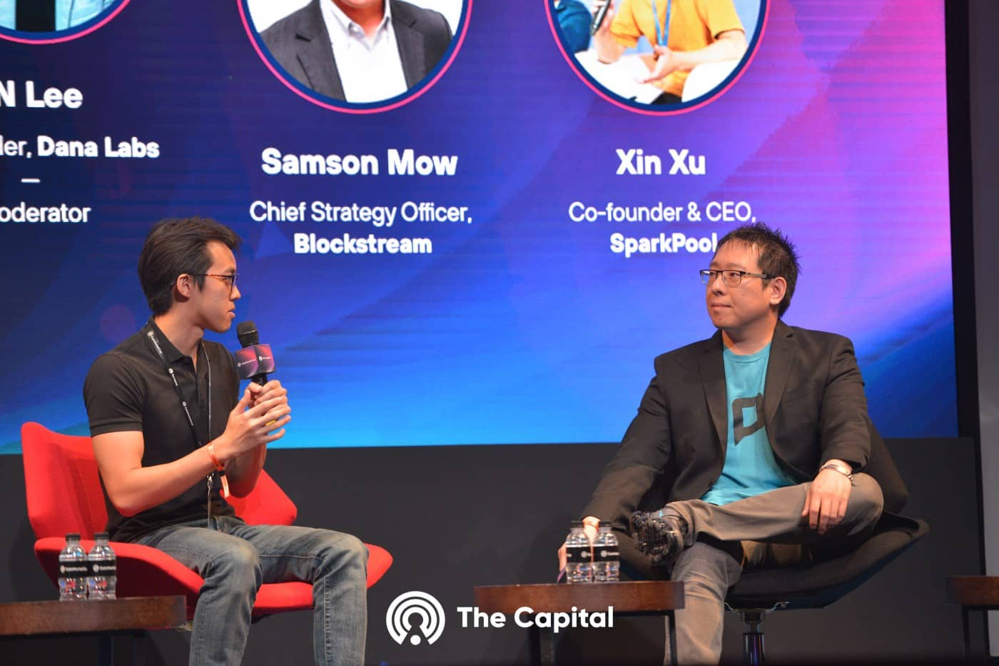"Proof of Stake is ""a joke"", Blockstream's Samson Mow Says at TheCapital Conference"