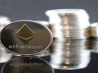 Ethereum-ETH Trading volumes