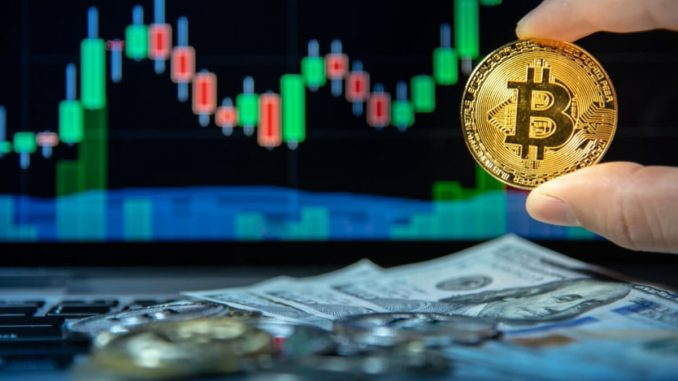 Bakkt platform broke the record for Bitcoin futures contracts