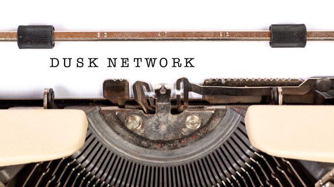Dusk Network DUSK