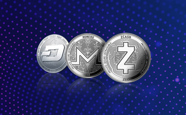 Privacy Coins (XLM, ZCASH, DASH) Are Back On The Rise Despite Mounting Regulatory Threat