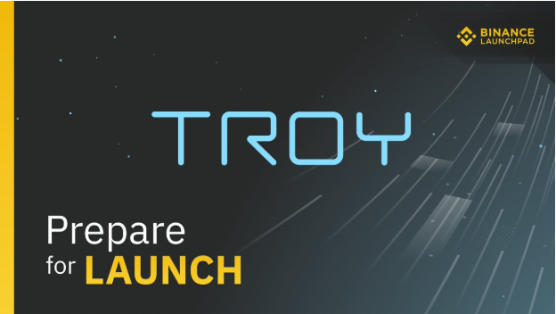 Binance To Launch Troy Trade As 9th Initial Exchange Offering On Binance Launchpad