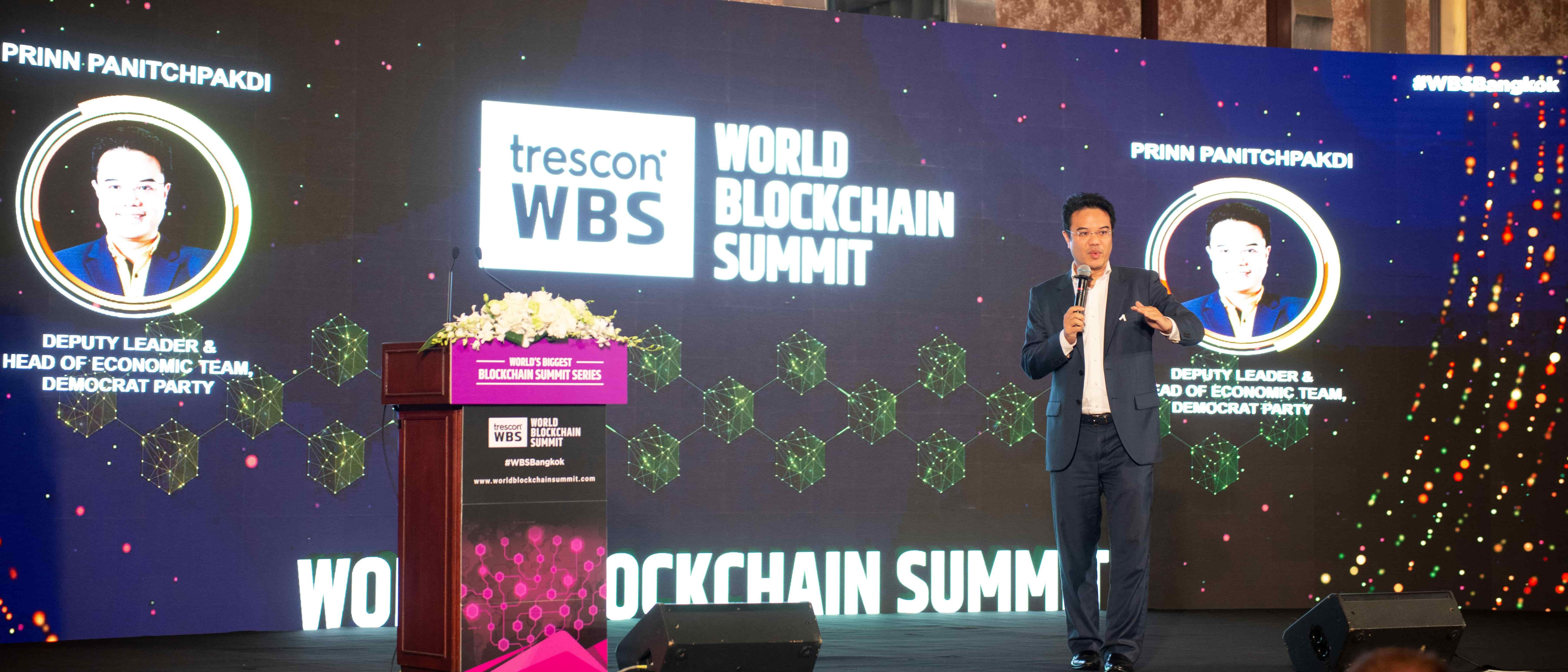PR: Thailand Establishes its Vision of Becoming the Next Blockchain Force at Trescon's World Blockchain Summit