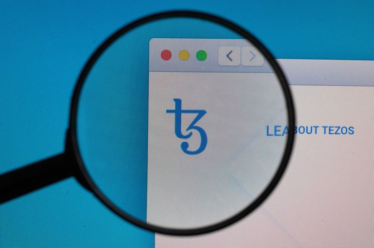 Tezos Up By 5% Despite Market Crash, Triggered By Launch Of Margin Trading On Kraken