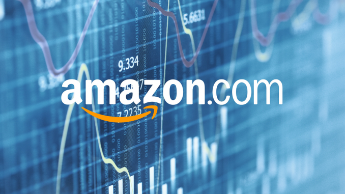 Amazon AMZN Bitcoin BTC