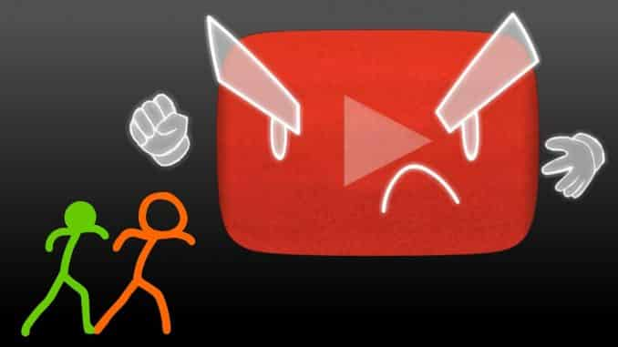 Crypto YouTubers Return from Self-Exile as YouTube Admits Mistake