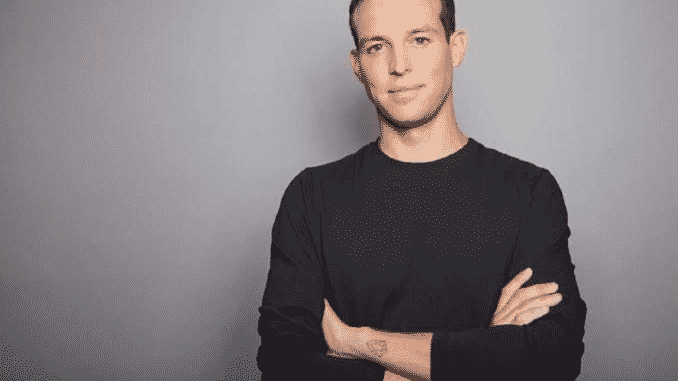 Brendan Blumer, co-founder EOS