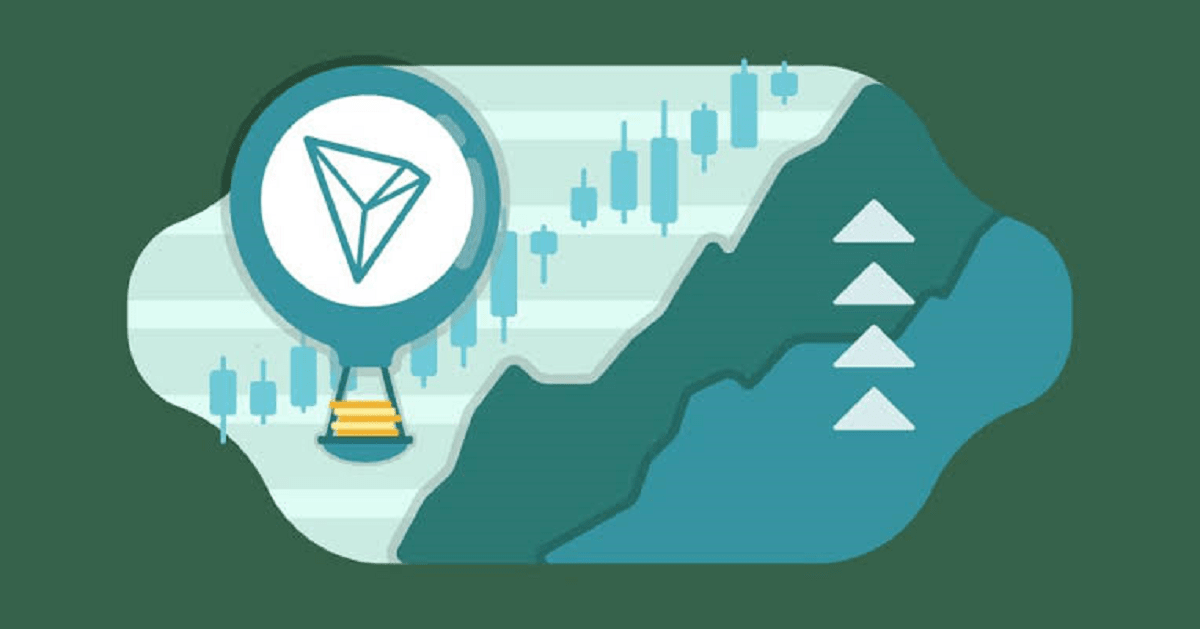 Tron (TRX) Rises to the 3rd Most Active Addresses after Bitcoin and Ethereum