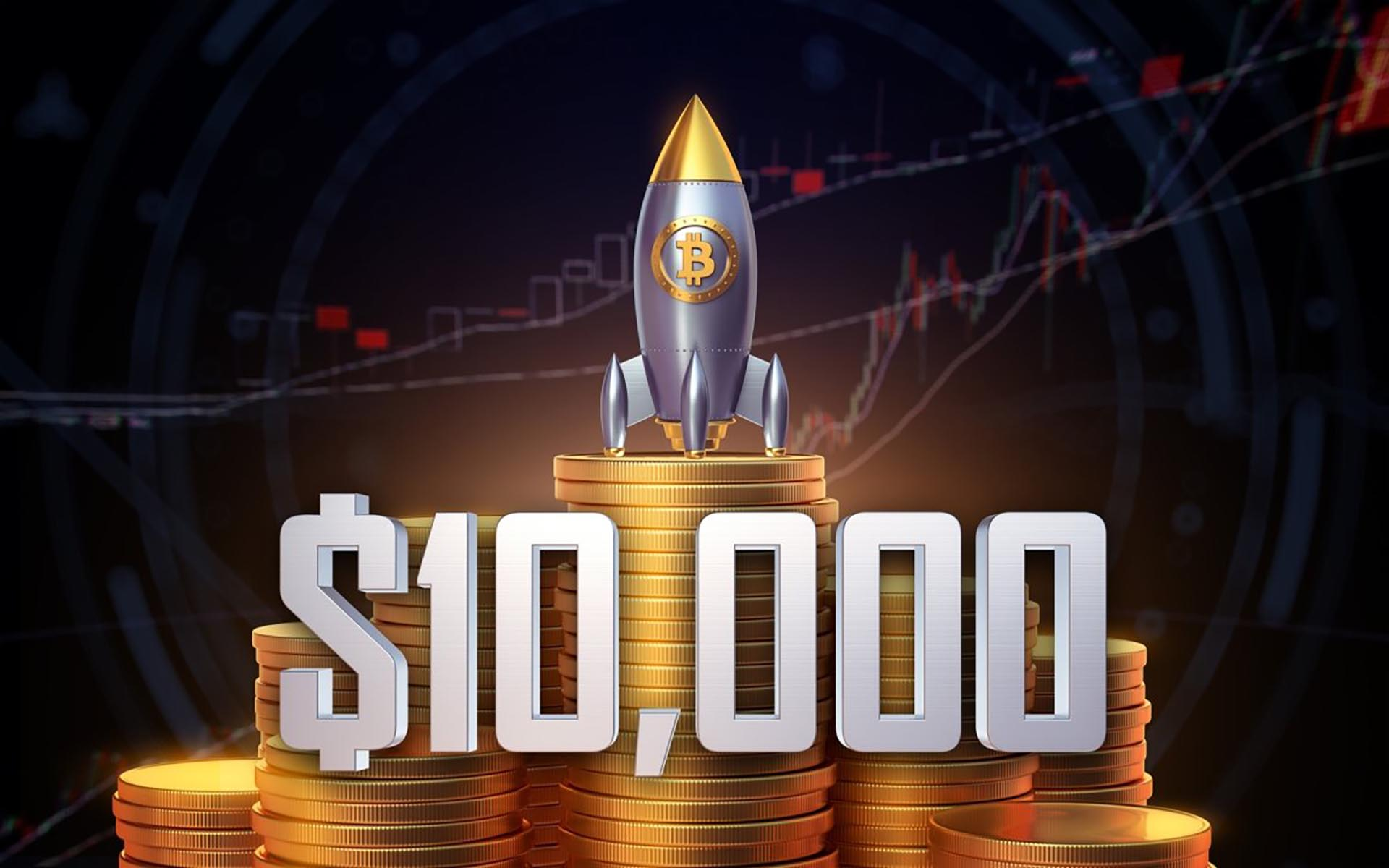 Analyst Confirms $10K Bitcoin (BTC) Breakout Is The Real Deal; $14K Coming Up