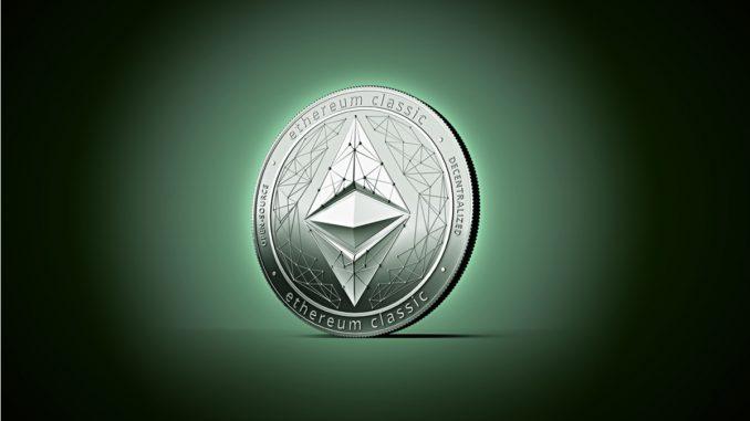 ETC Ethereum Classic coin