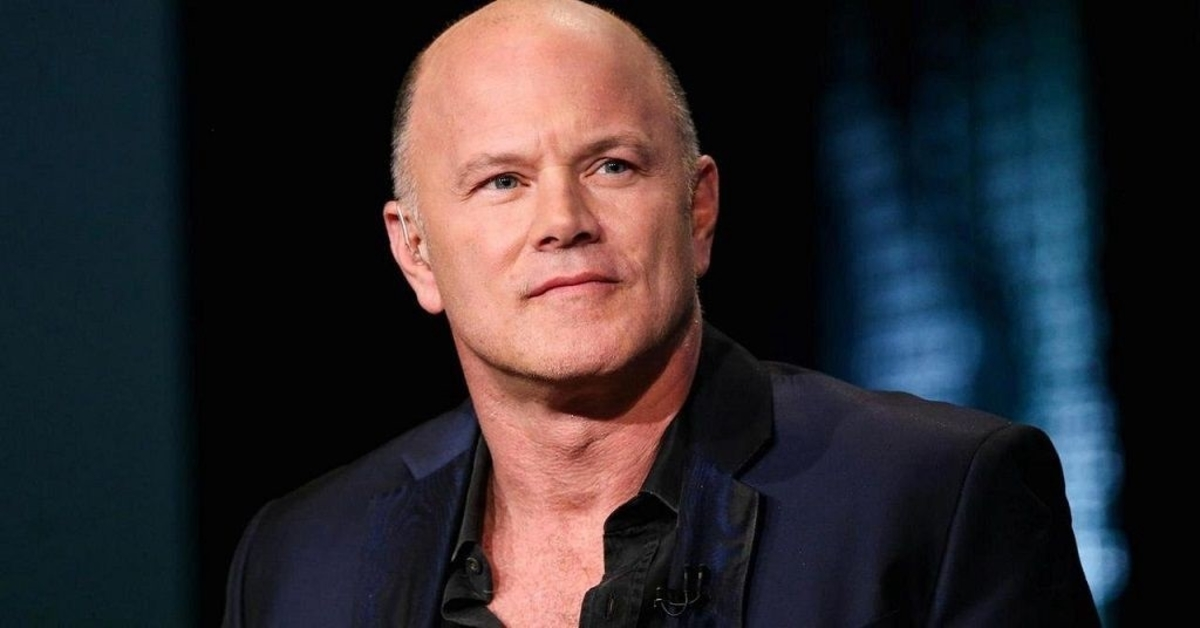 Mike Novogratz Explains Why Bitcoin Crashed And It Wasn't Institutions