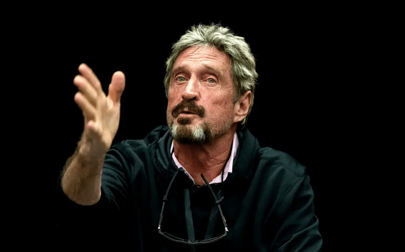 Use Of Privacy Coins Like Monero By Criminals Is A Good Thing: McAfee