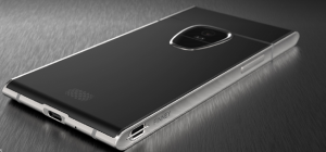 Sirin Labs Finney Smart Phone