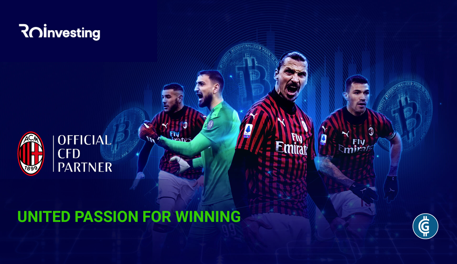 Trade CFDs Passionately with AC Milan's Investment Partner: ROInvesting