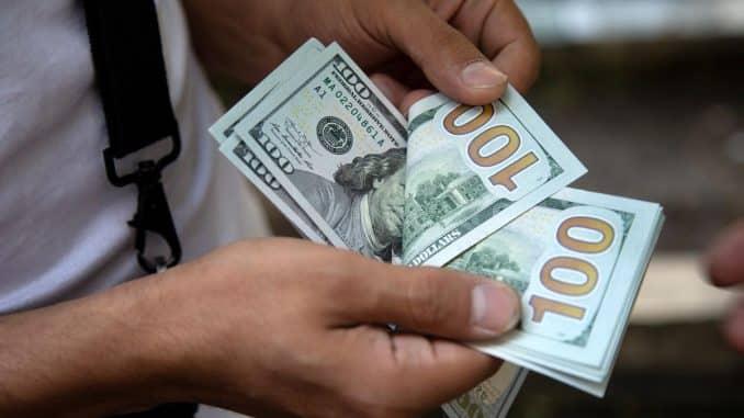 Cash USD over Bitcoin BTC