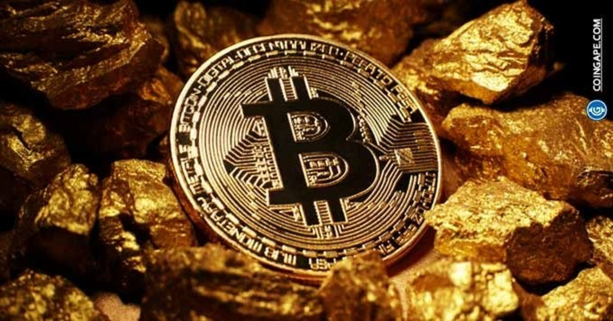 Bitcoin Holds on to $7250, Gold Closes at New ATH during an Economic Frenzy