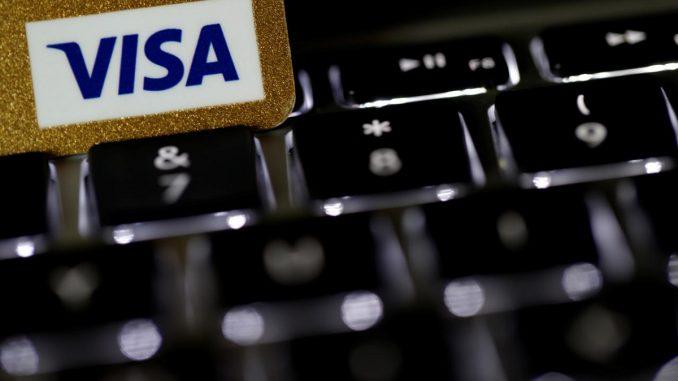 Visa Fold Bitcoin BTC