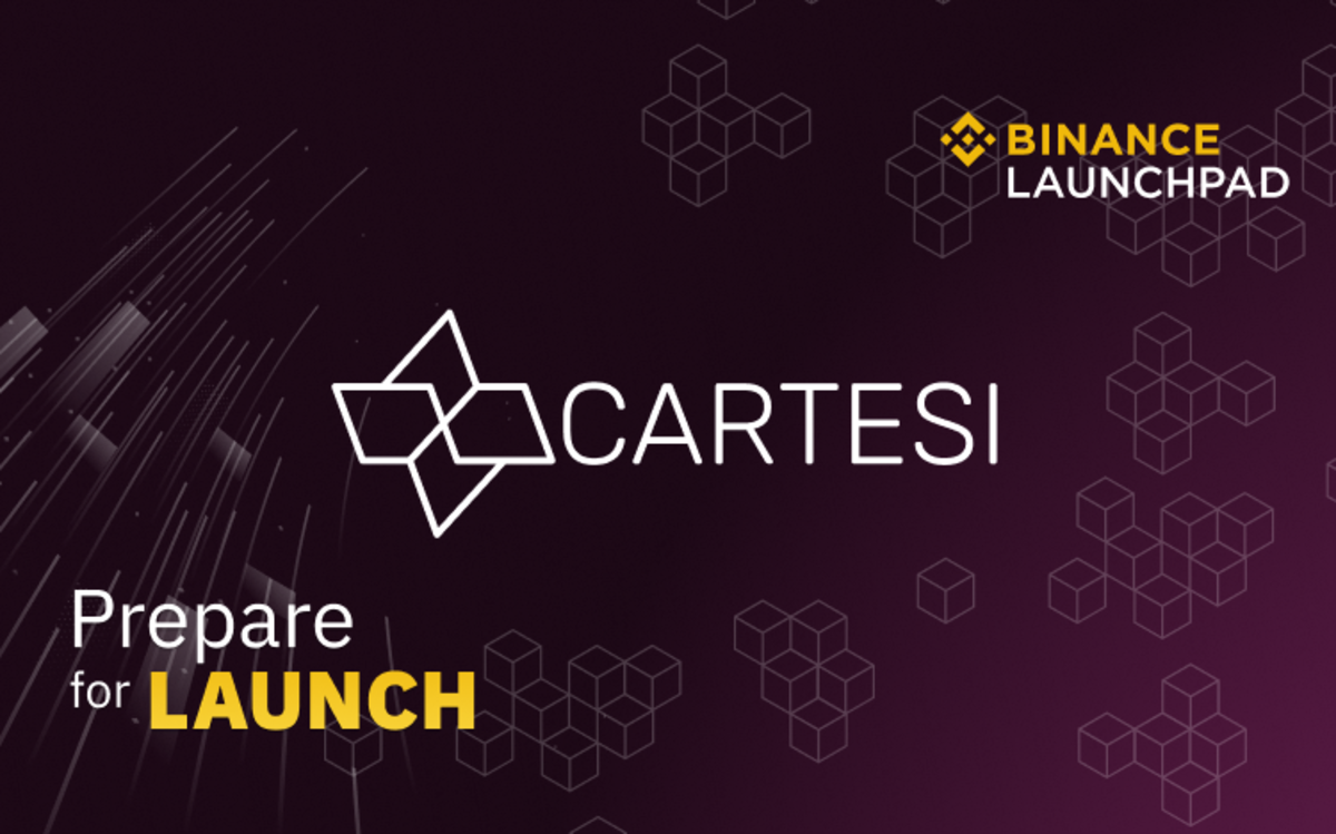 Cartesi is the Next Binance Launchpad Project!
