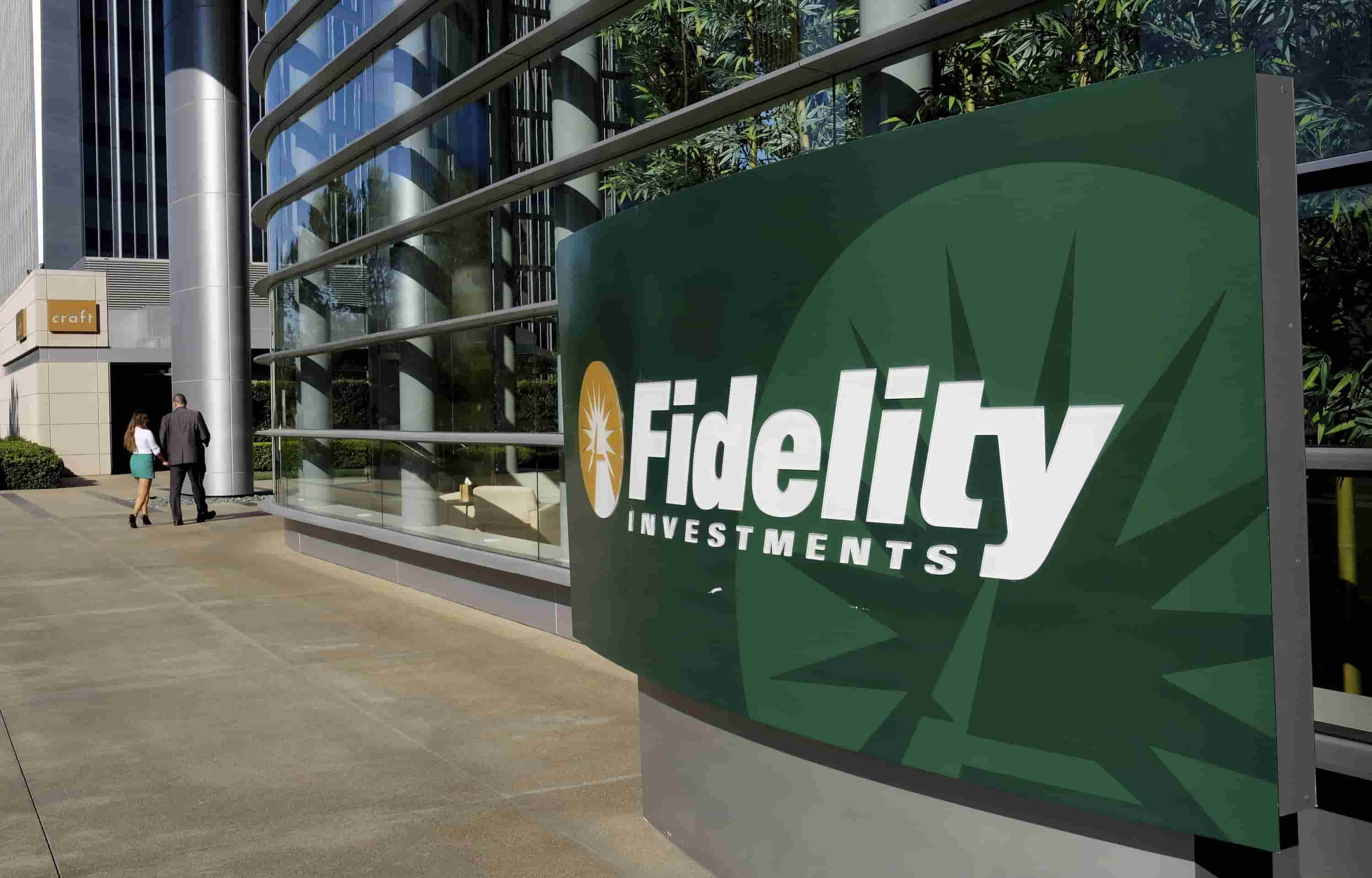 fidelity index funds cryptocurrency