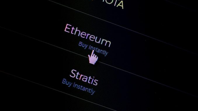 Ethereum ETH China