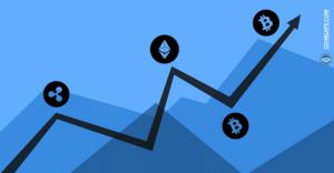 Bitcoin, XRP, Ethereum