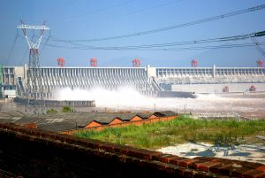 china hydro electric power