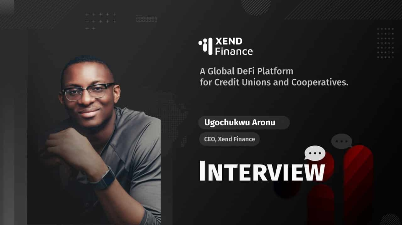 Ugochukwu Aronu Xend Finance