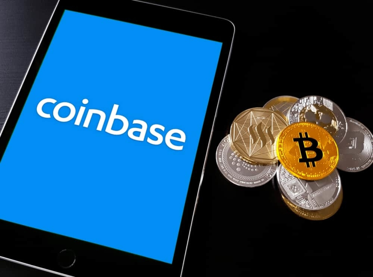 Cryptocurrency exchange Coinbase is exploring an initial public offering
