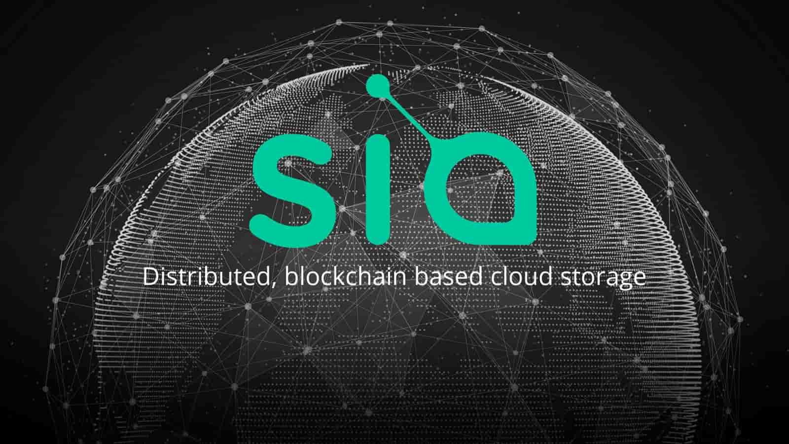 <bold>Siacoin</bold> Price