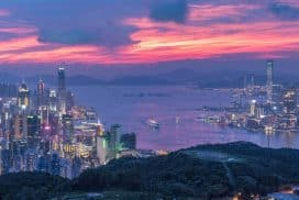 Hong Kong Crypto China