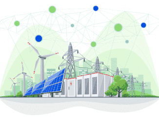 Blockchain in energy sector