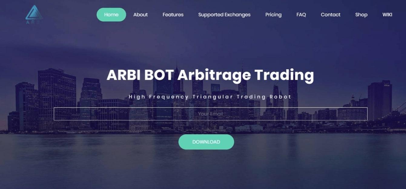 Arbi Bot