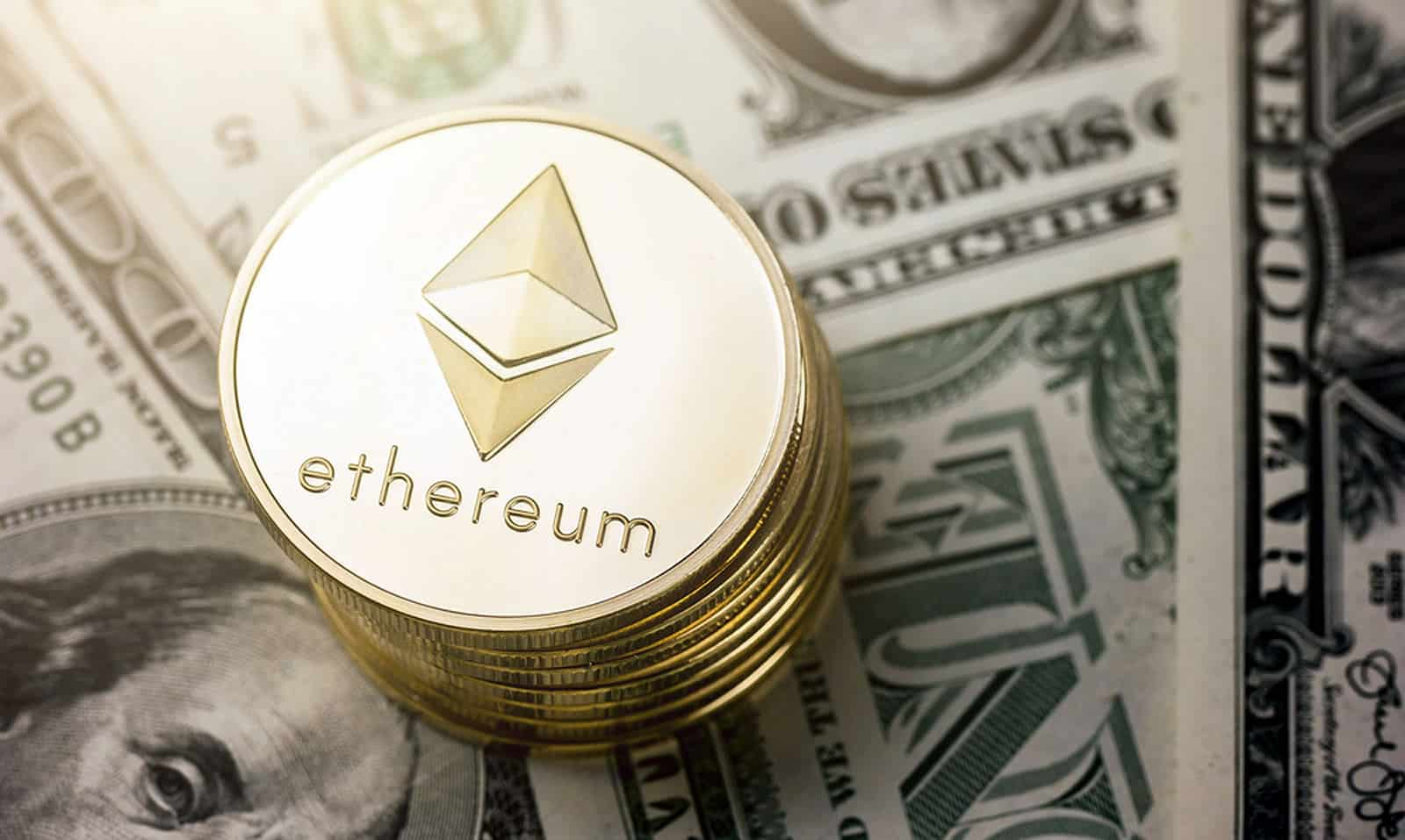 Ethereum Price Analysis: ETH Poised For Rebound To $360