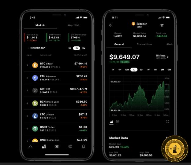 Delta - portfolio tracker