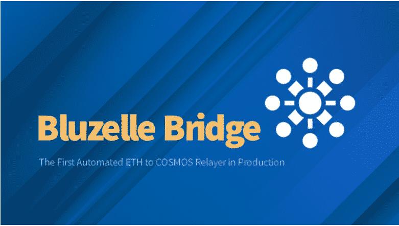 Bluzelle lança ponte entre cadeias para conectar Ethereum e Cosmos