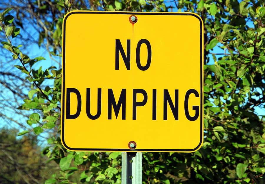UNI dump