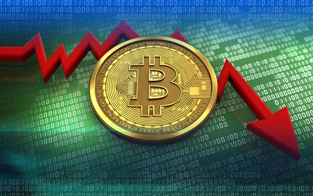 Bitcoin-correction-5%