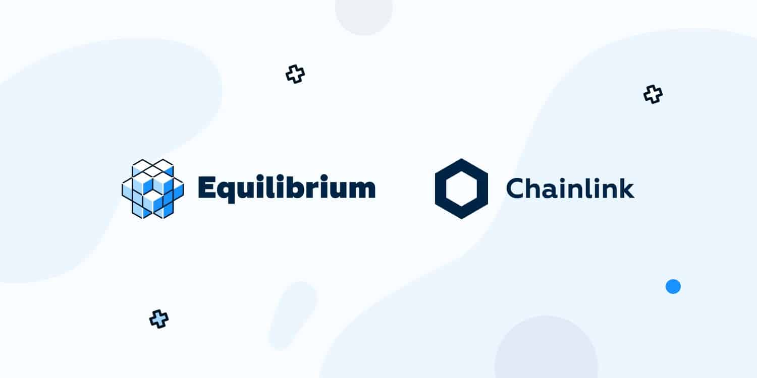 Equilibrium Partners with Chainlink on Price Oracles