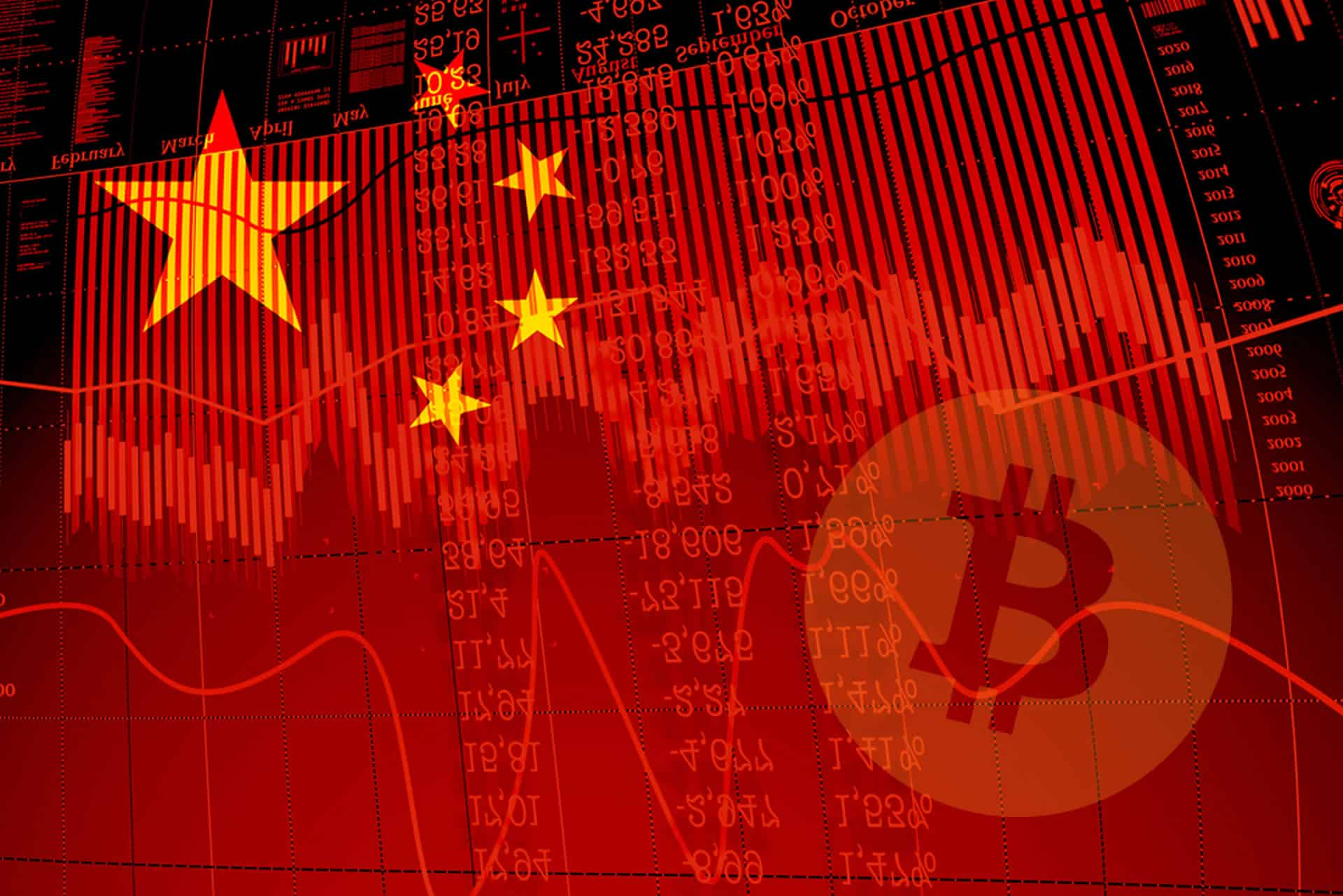China and Hong Kong Cracks Down on Crypto as Markets See Red