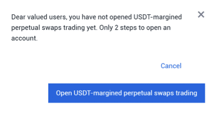 huobi margined swap