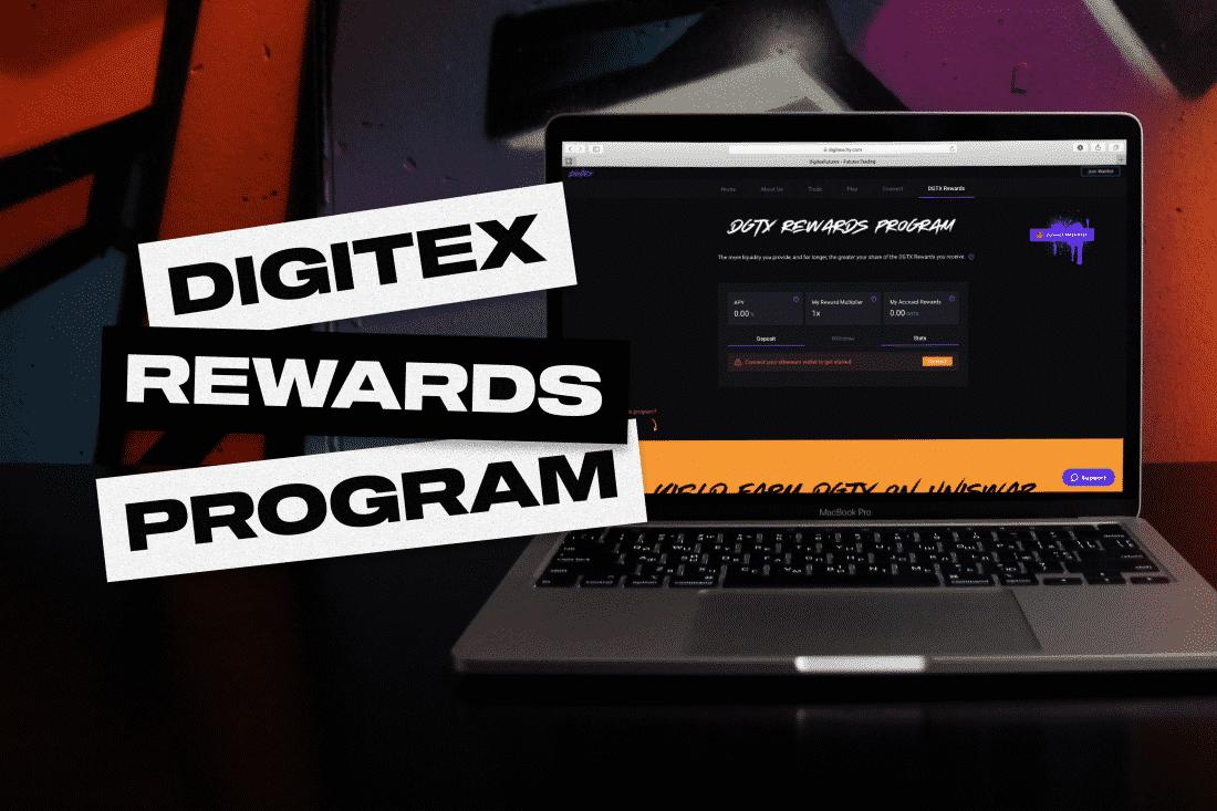 Programa de Recompensas da DGTX Causa Grande Influxo de Liquidez na Uniswap