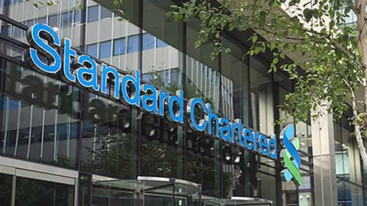 Standard Chartered digital currency