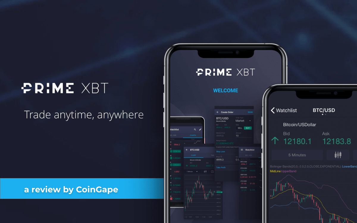 PrimeXBT Exchange review